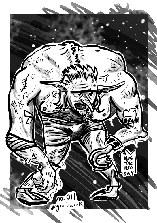 INTERDIMENSIONAL WRESTLERS 011