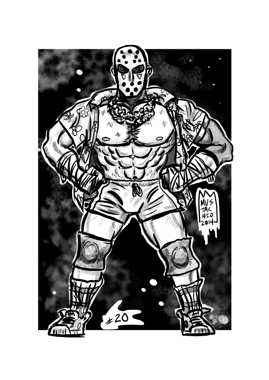 INTERDIMENSIONAL WRESTLERS 020