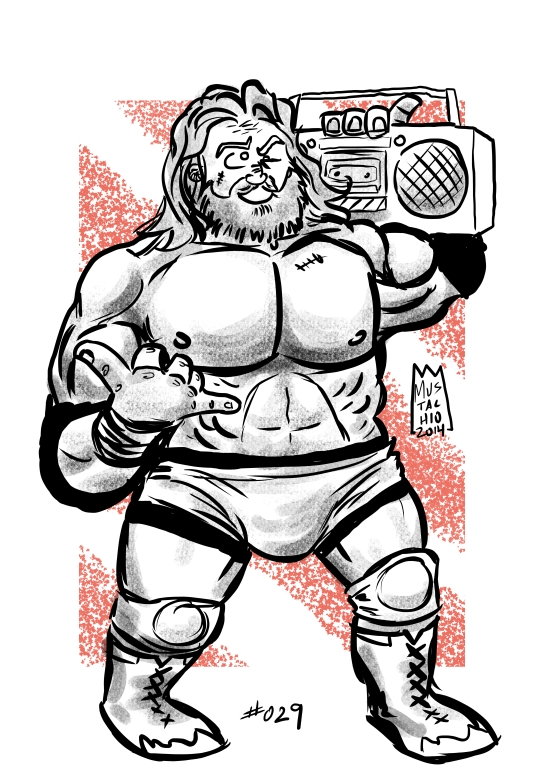 INTERDIMENSIONAL WRESTLERS 029