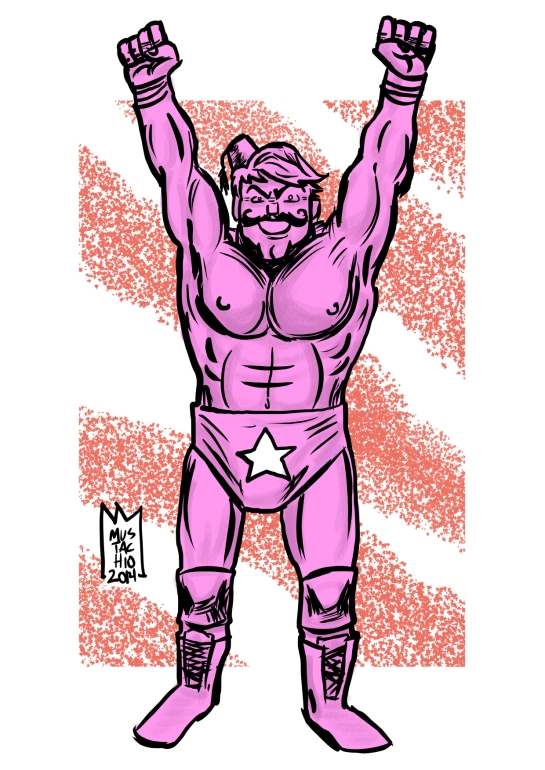 INTERDIMENSIONAL WRESTLERS 037