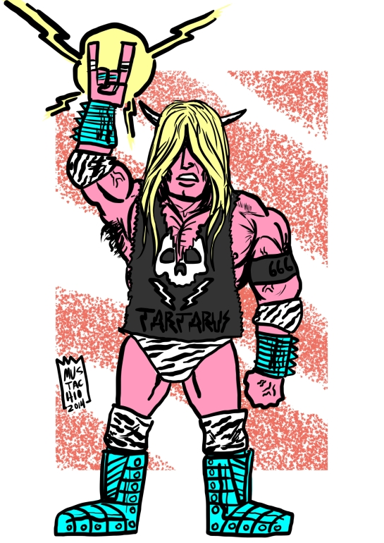 INTERDIMENSIONAL WRESTLERS 053