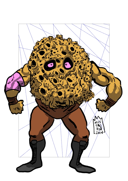 INTERDIMENSIONAL WRESTLERS 084