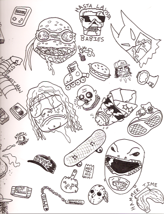 Example Doodle Page