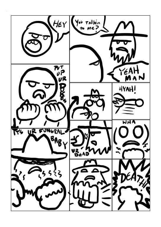 test comic 1